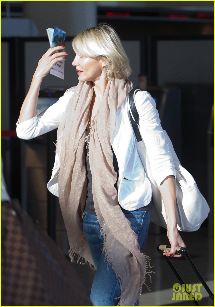 cameron diaz early morning flight 02