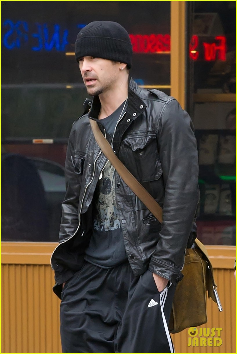 colin farrell new total recall pics 12