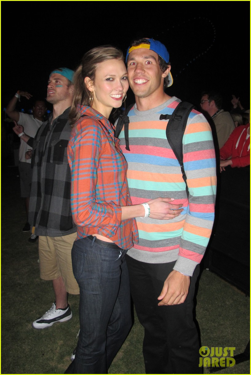 jared followill coachella karlie kloss 032648705