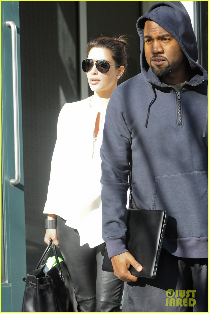 kim kardashian kanye west saturday morning brunch 01