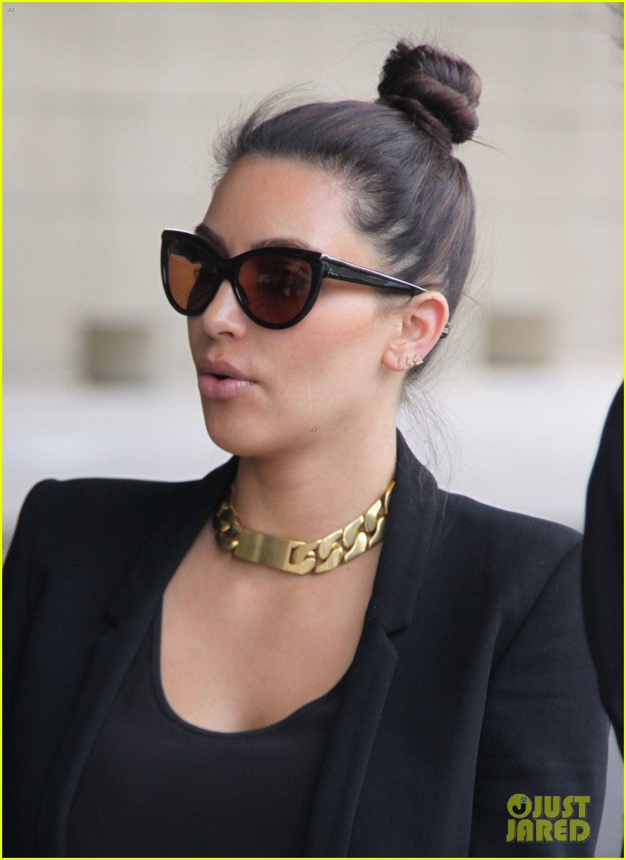 kim kardashian kanye west saturday morning brunch 10