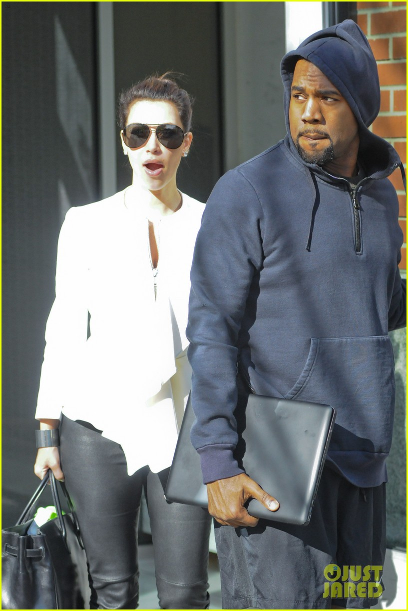 kim kardashian kanye west saturday morning brunch 17
