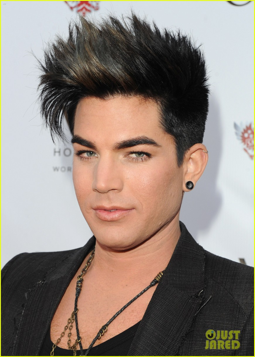 adam lambert logo newnownext awards 042645823