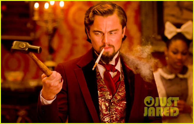 leonardo dicaprio django unchained first look 012653929