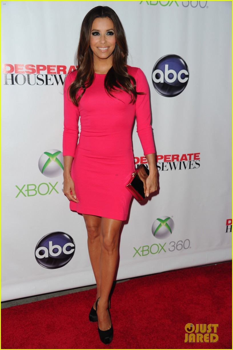 eva longoria desperate housewives series finale party 14