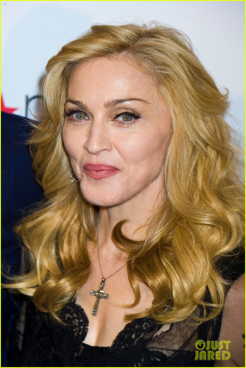 madonna truth or dare fragrance launch 12