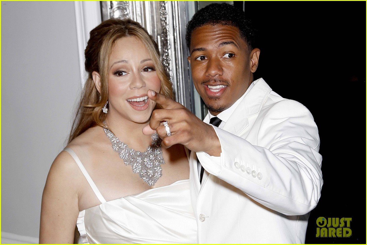 mariah carey nick cannon renew wedding vows 042654345