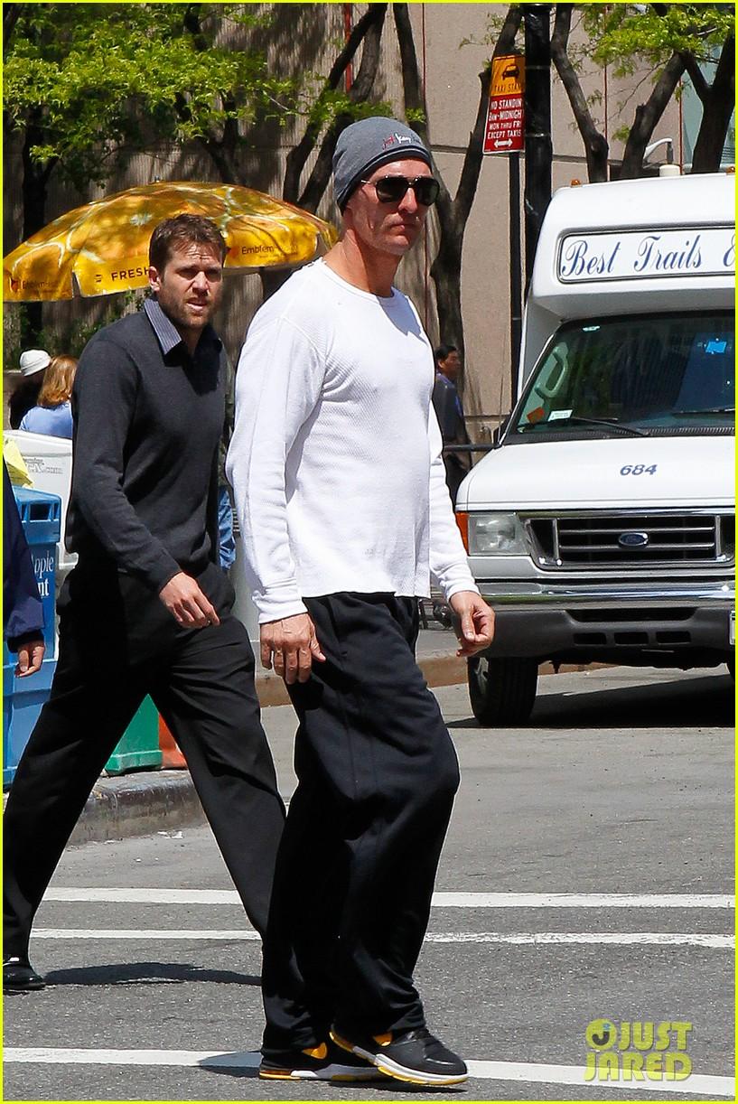 Matthew McConaughey: W...