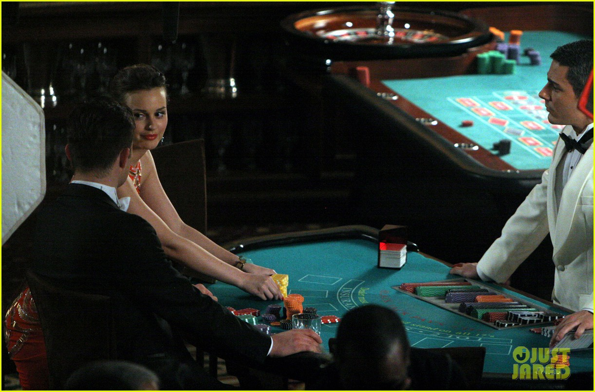 Blackjack girlfriend