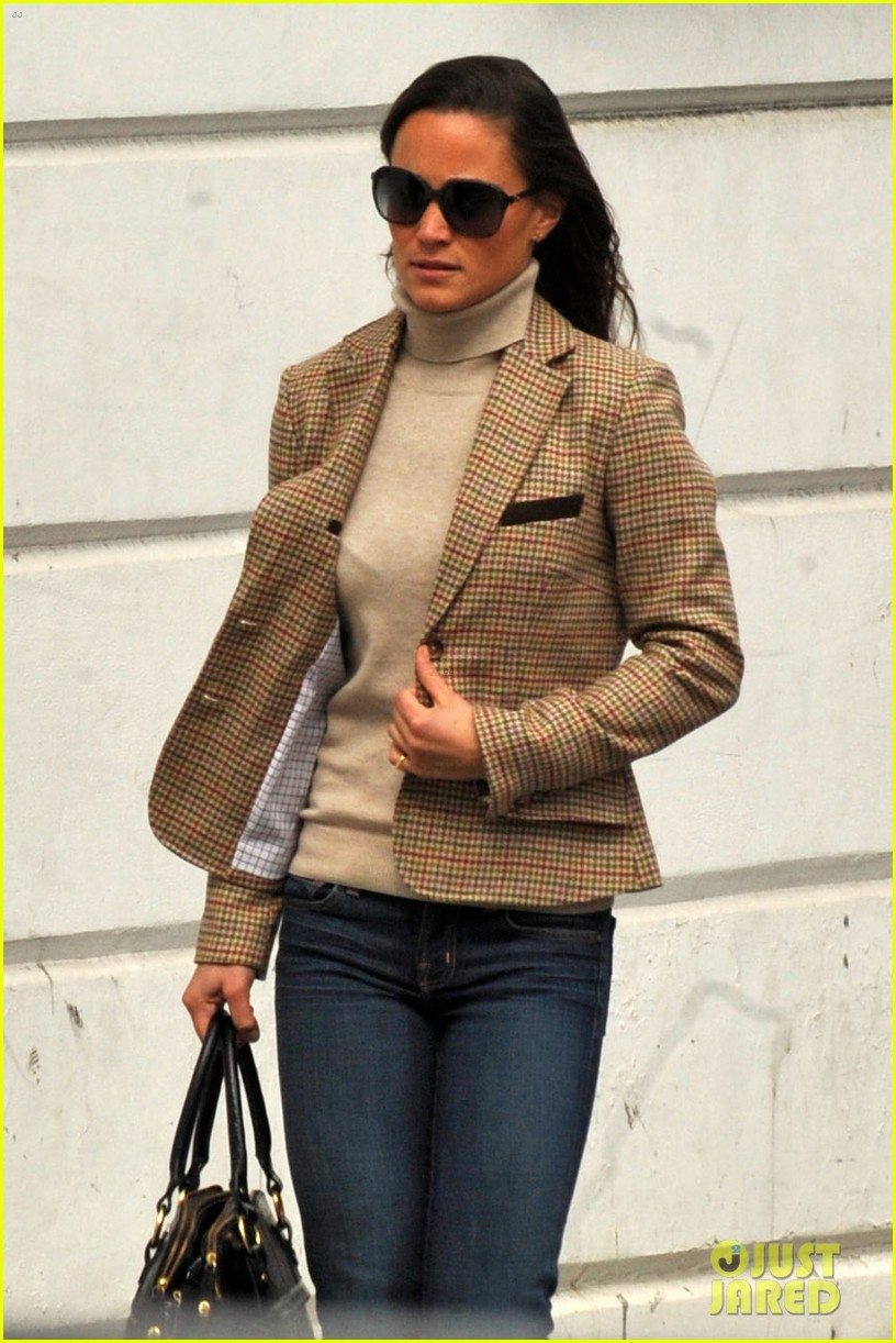 pippa middleton out london 01