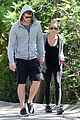 miley cyrus liam hemsworth walk floyd 11