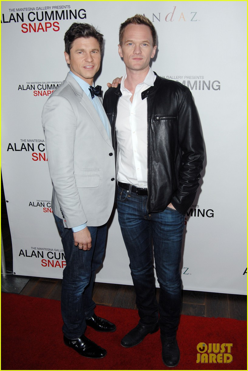 neil patrick harris lance bass photography exhibit 052646021
