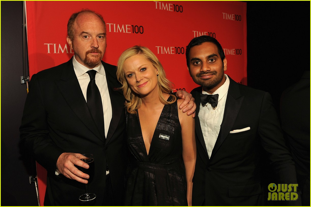 amy poehler hillary clinton time 100 122653444