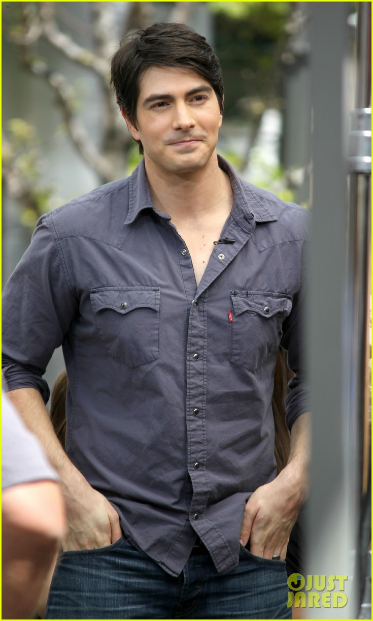 brandon routh extra grove 01