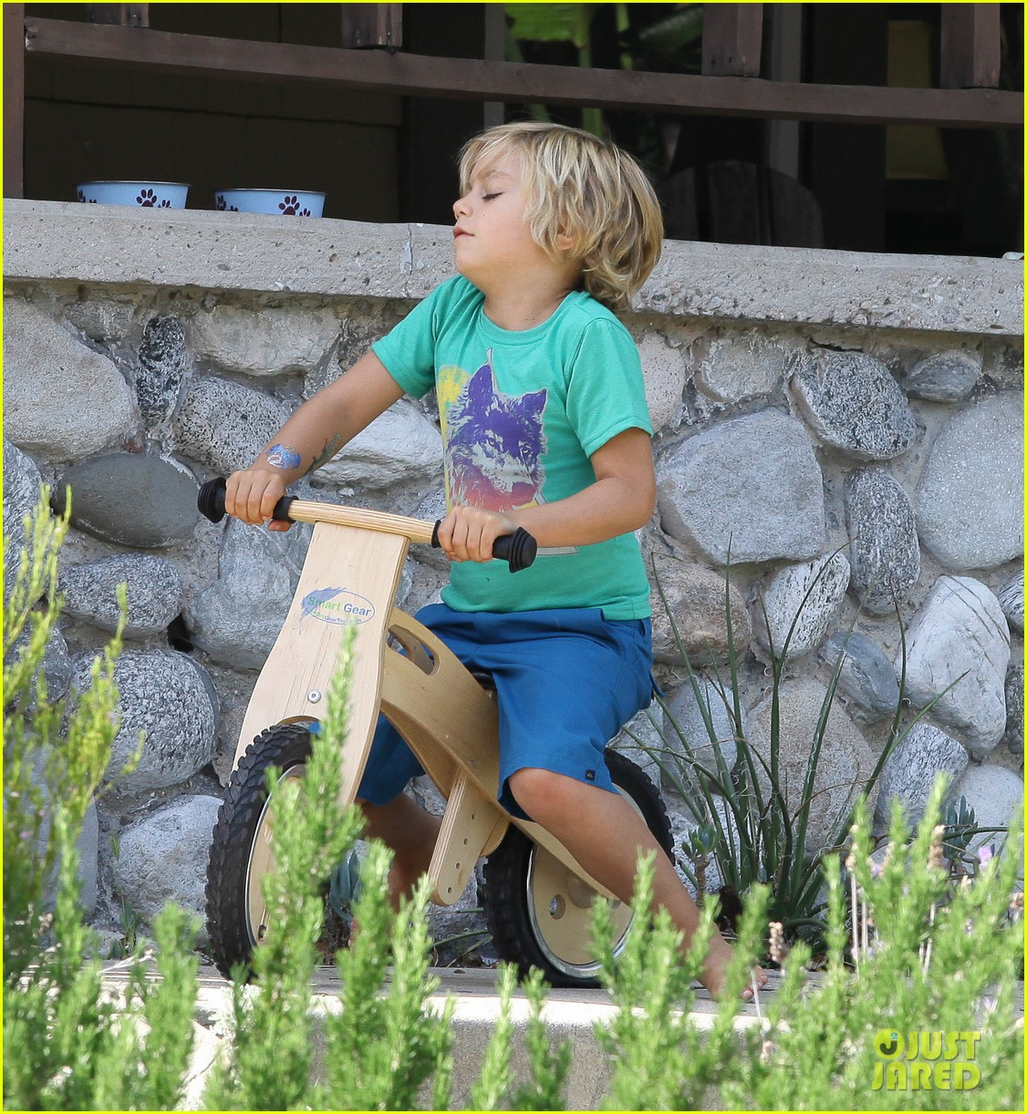 gwen stefani boys family 12