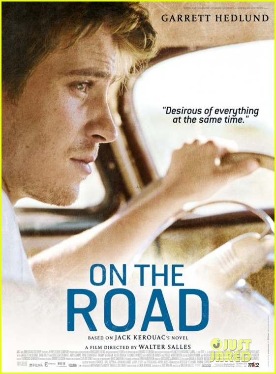 kristen stewart on the road character posters 02