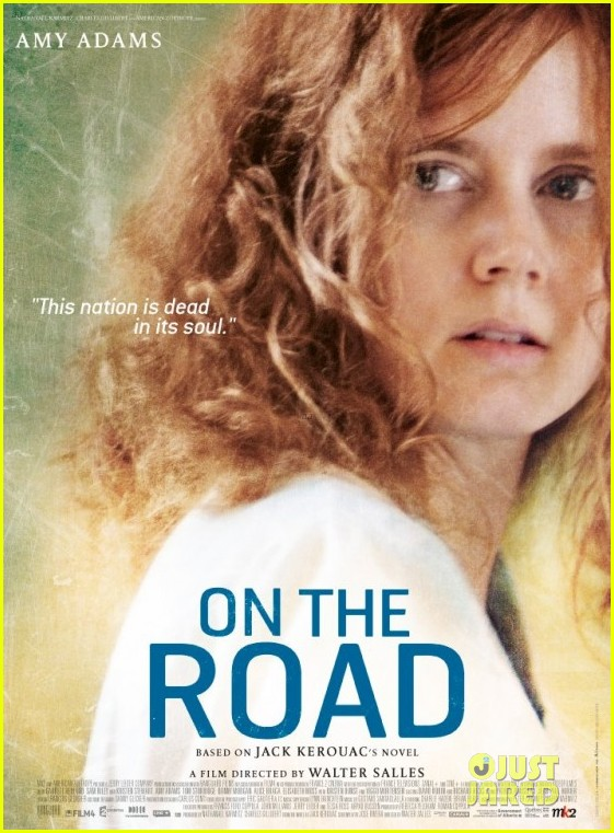 kristen stewart on the road character posters 04