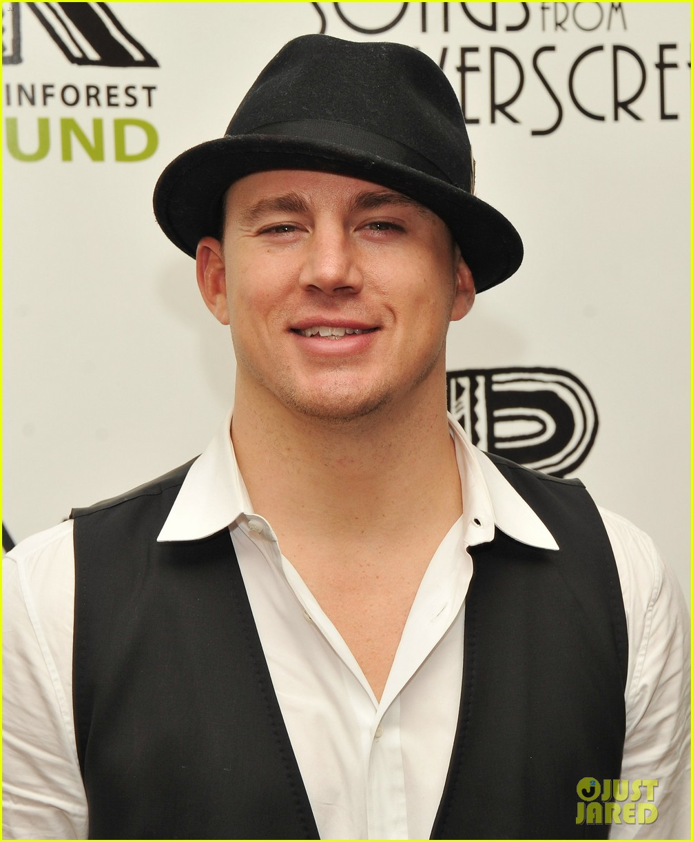 channing tatum jenna dewan 2012 rainforest fund concert 06
