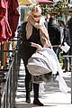charlize theron out with baby jackson 06