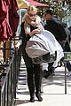 charlize theron out with baby jackson 08