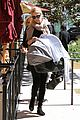 charlize theron out with baby jackson 11
