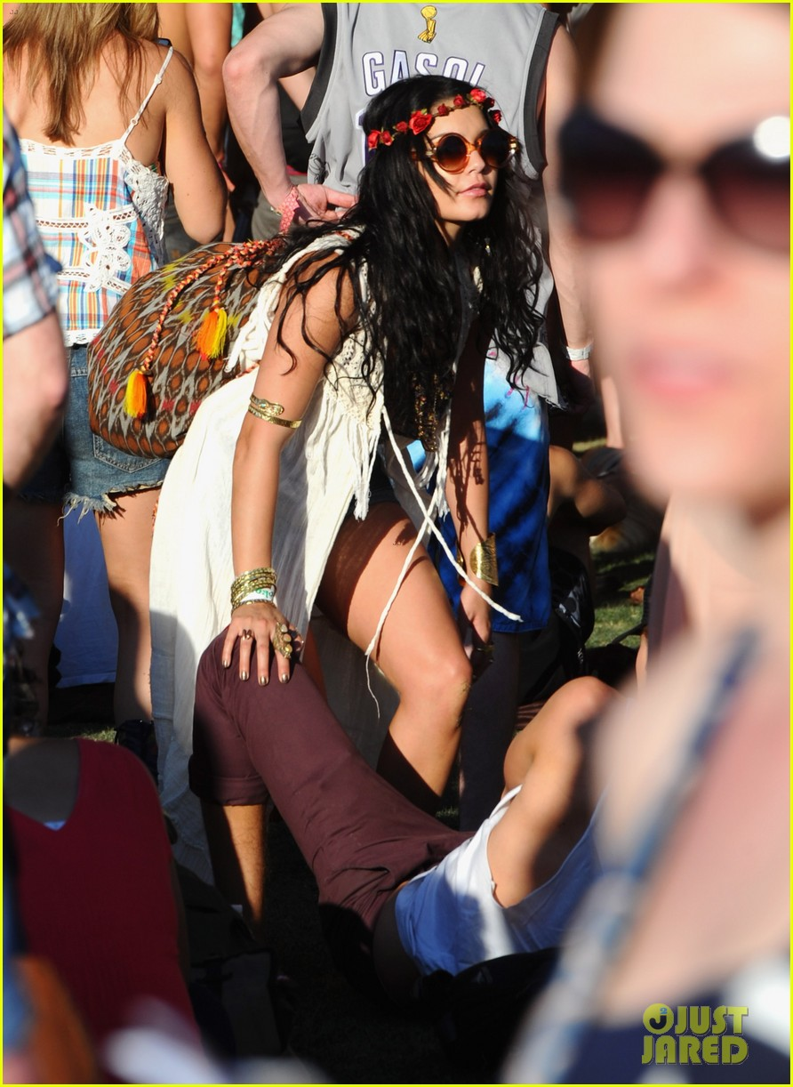 vanessa hudgens coachella day three 06