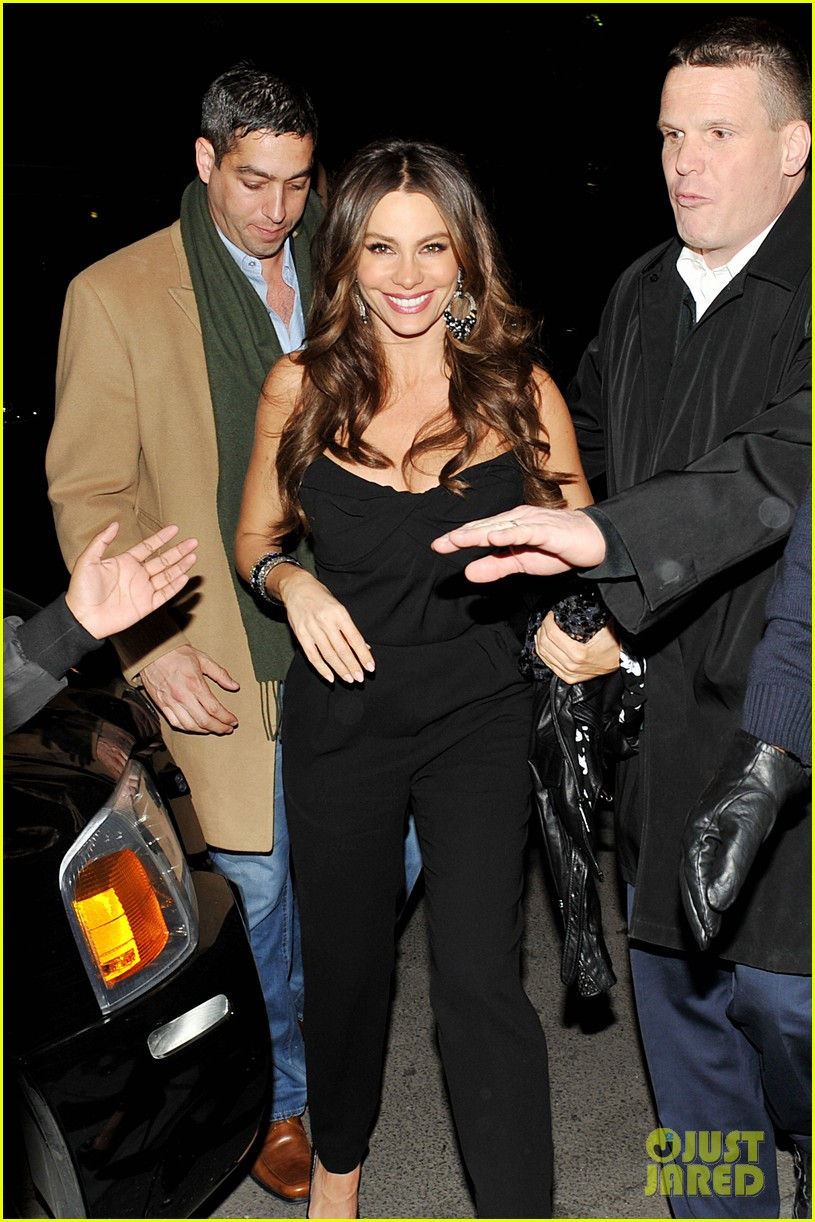 sofia vergara snl after party 03
