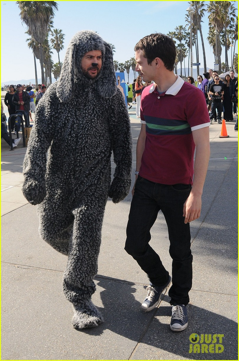 elijah wood wilfred set 09