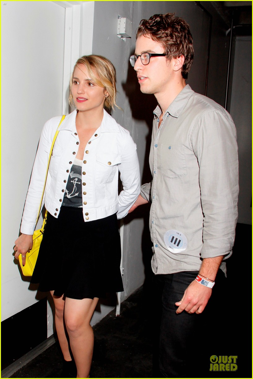 dianna agron henry joost new couple 042668876