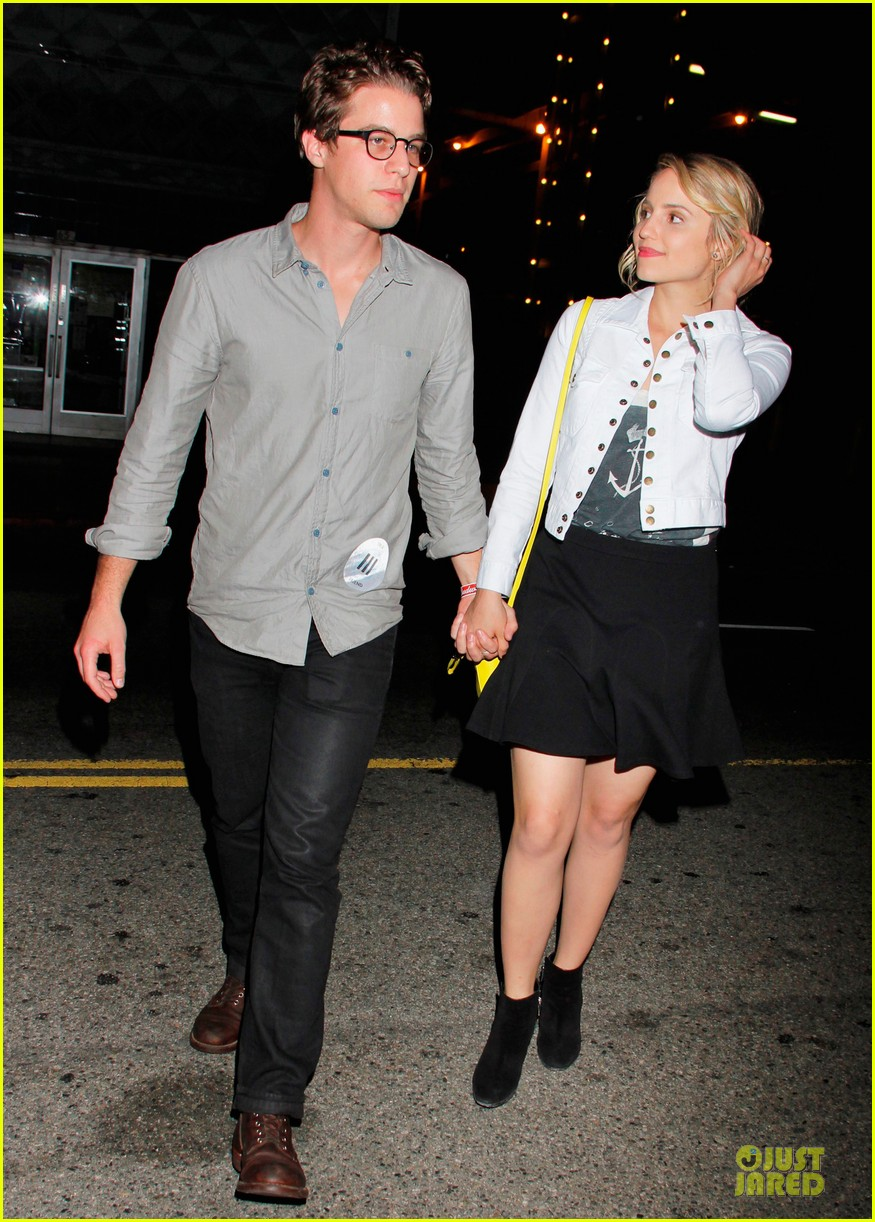 dianna agron henry joost new couple 05