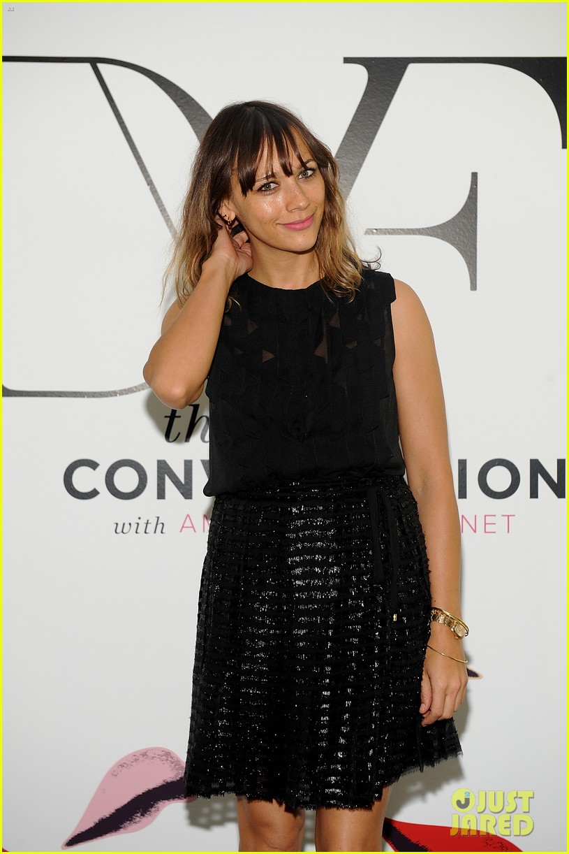 malin akerman rashida jones the conversation launch 06