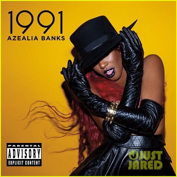 azealia banks 1991 cover art 01