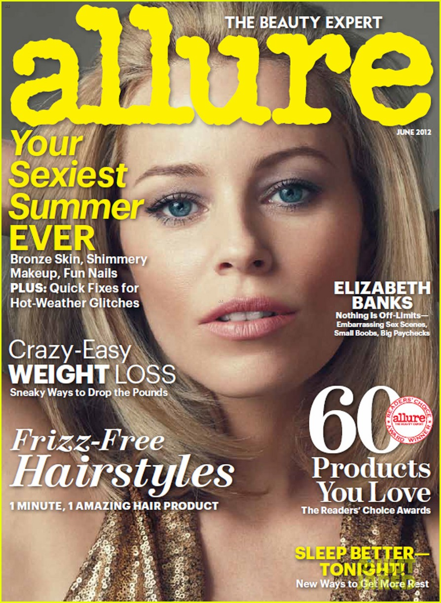 elizabeth banks covers allure june 2012 02