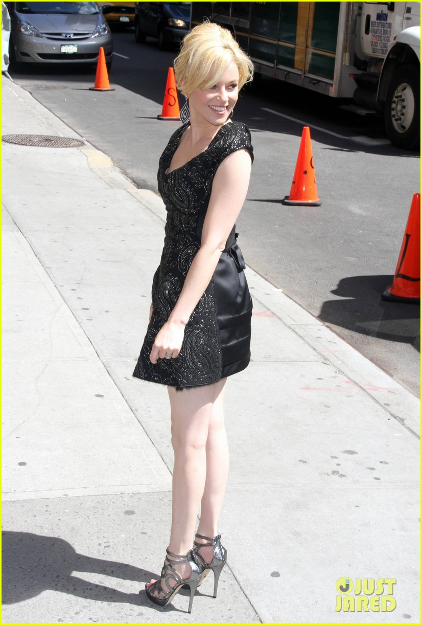 elizabeth banks late show appearance 072660453
