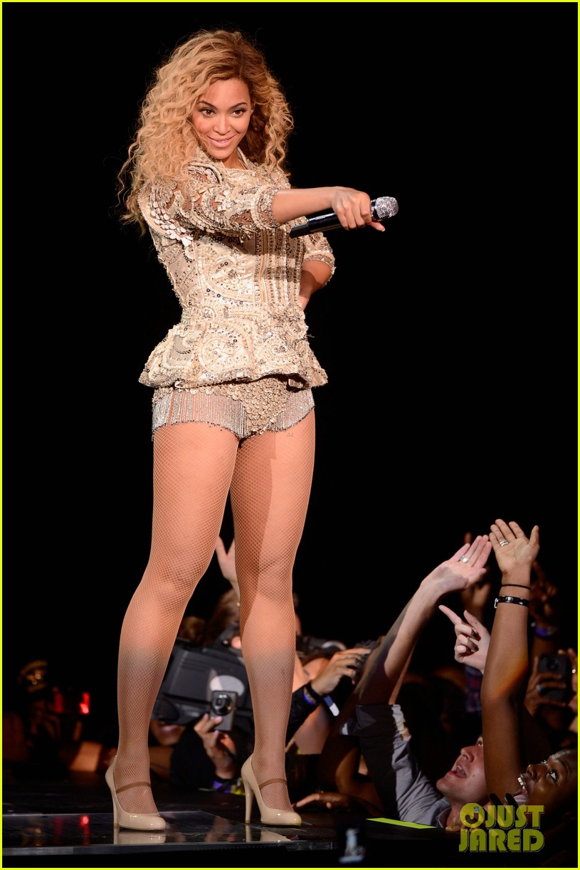 beyonce second night atlantic city 022667666