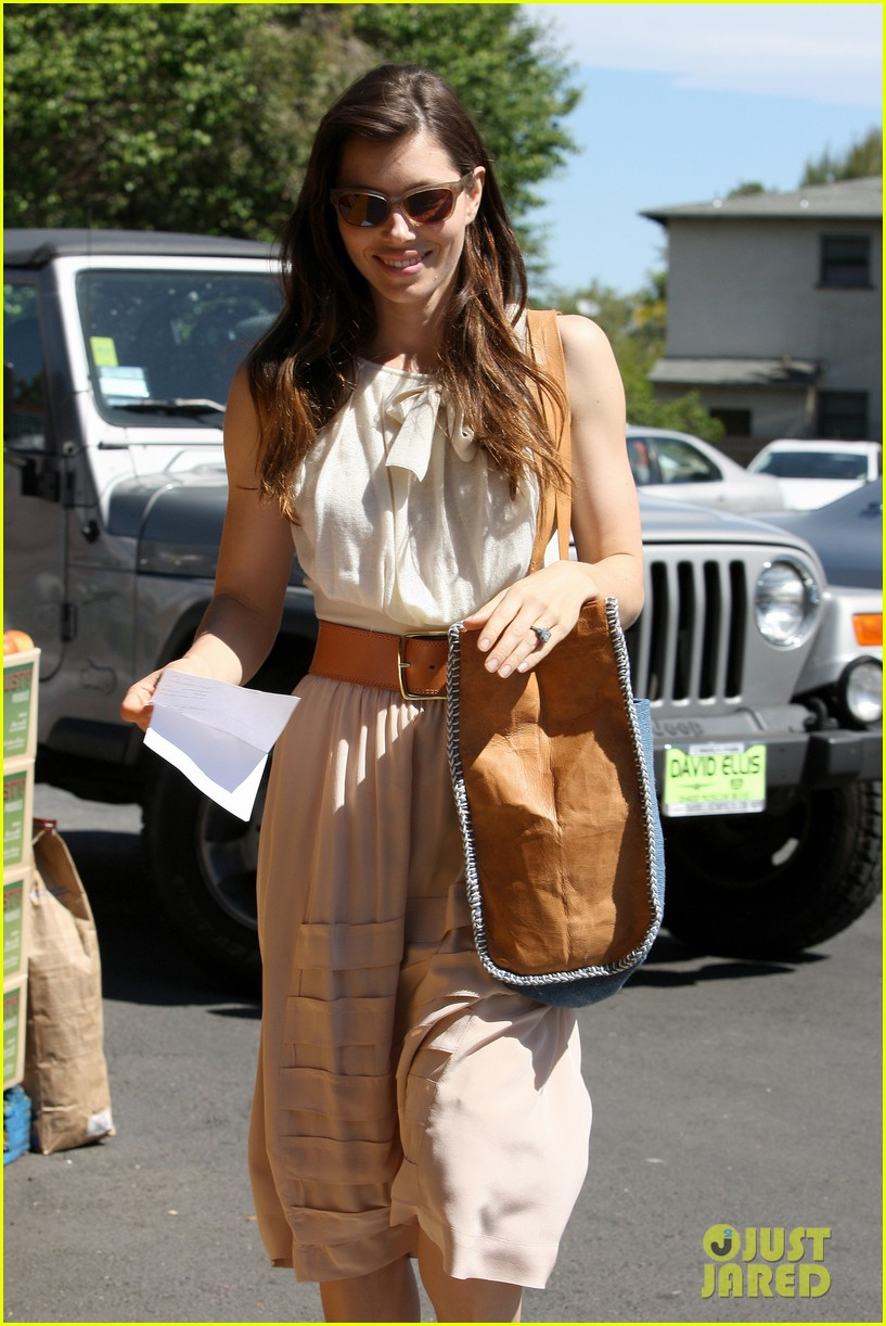 jessica biel grocery shopping 11