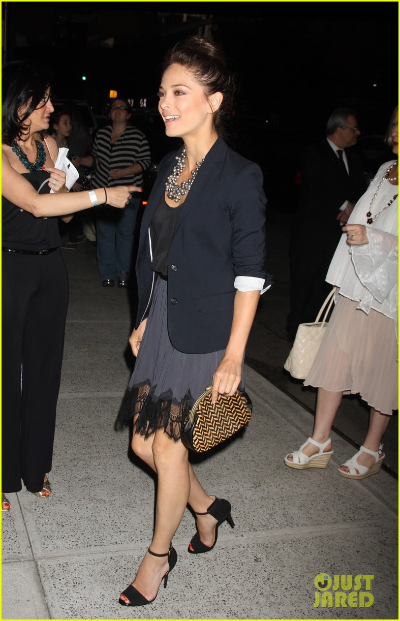 rachel bilson cw upfront after party 11