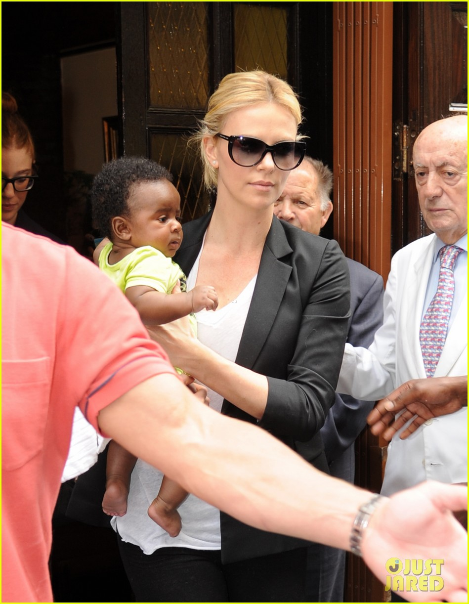 charlize theron jackson madrid 032663672