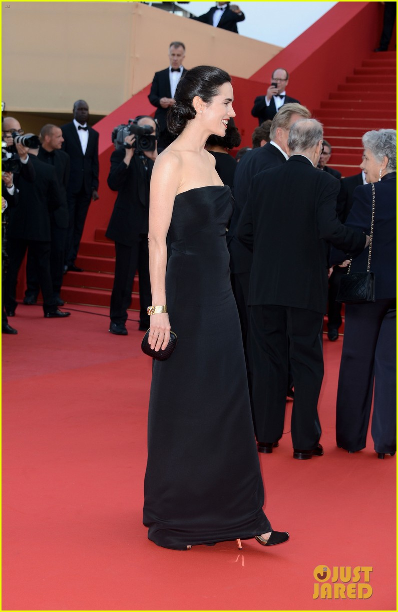 jennifer connelly once upon time cannes premiere 04