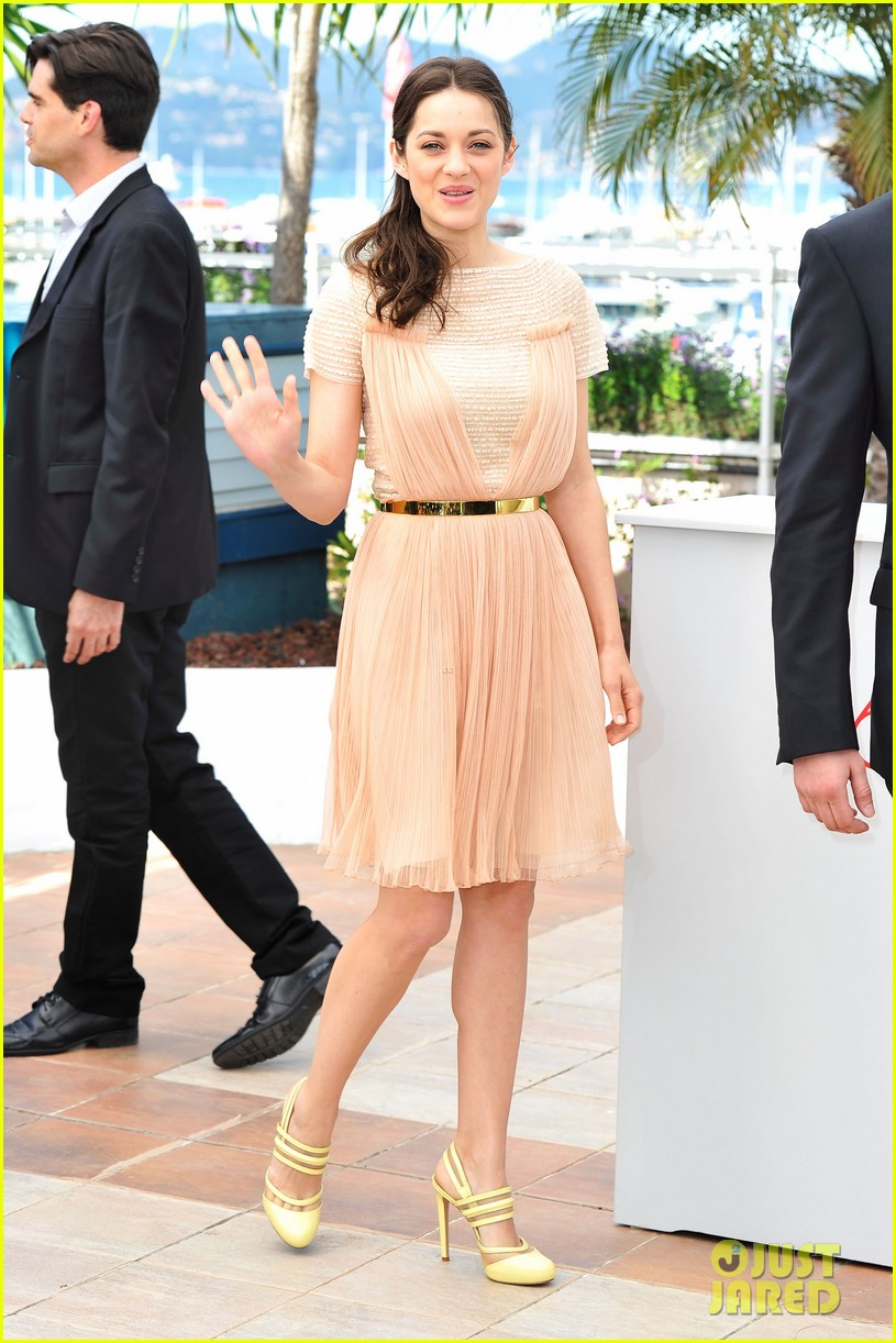 marion cotillard cannes photo call 02