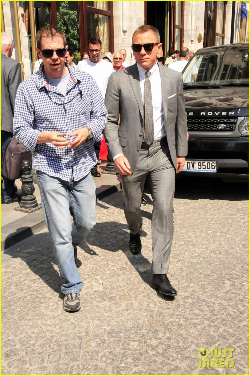 Daniel Craig: 'Skyfall... Daniel Craig