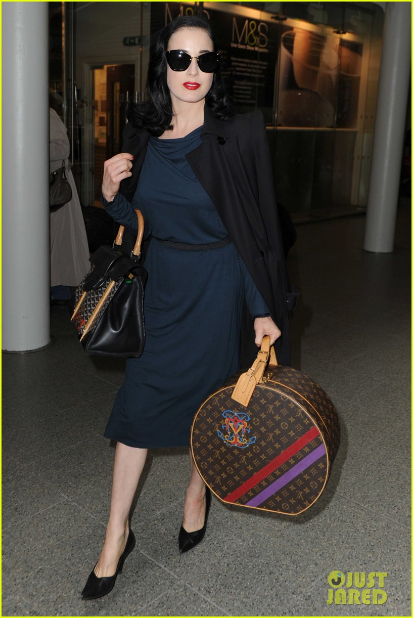 dita von teese london lady 13