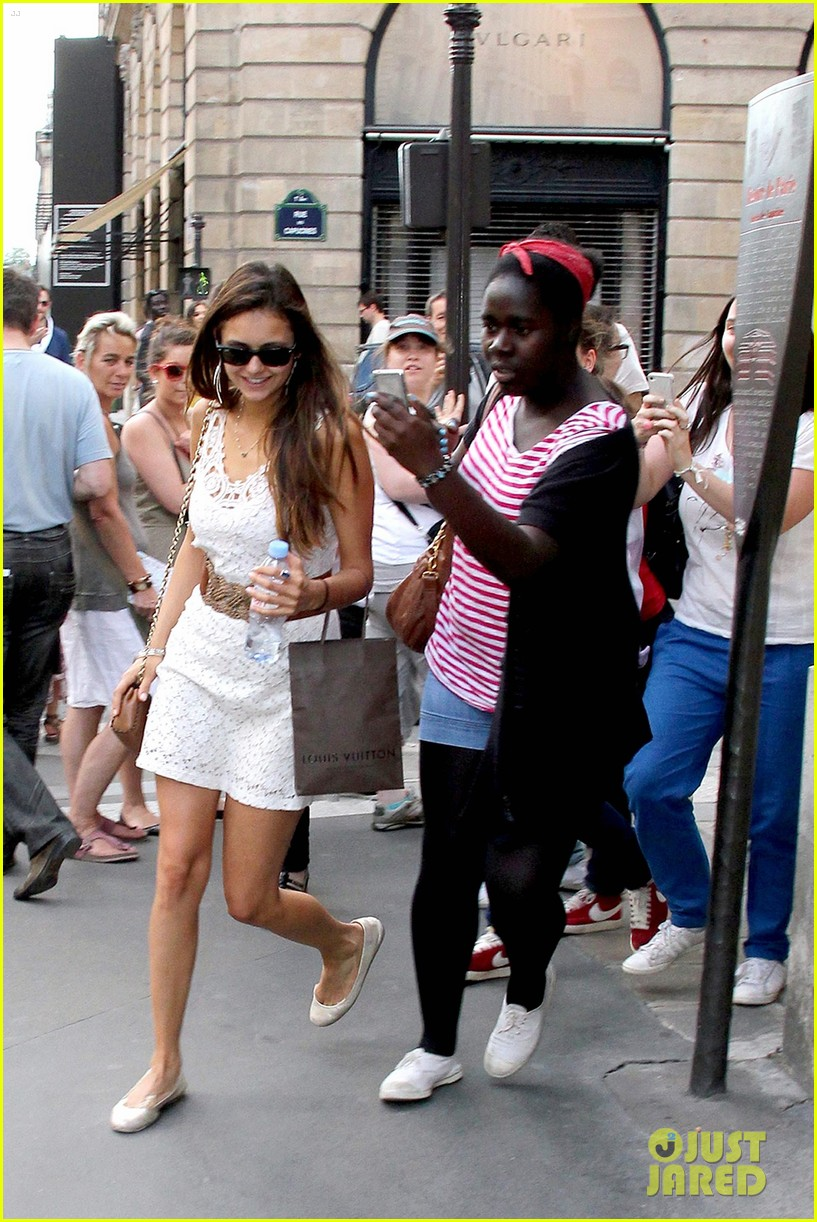 nina dobrev paris shopper 022667619