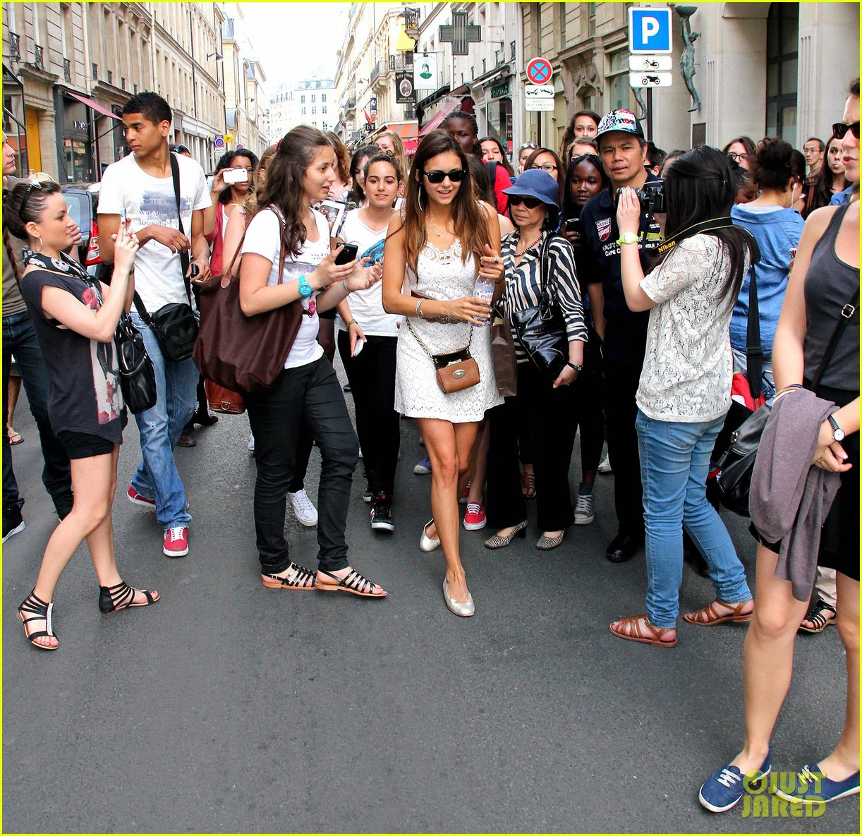 nina dobrev paris shopper 052667622