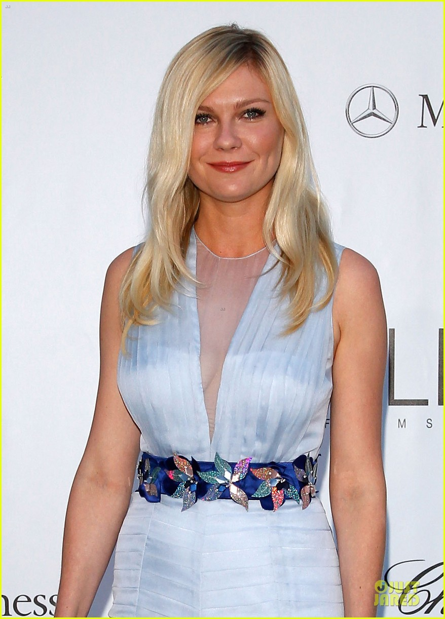 kirsten dunst amfar cannes 02