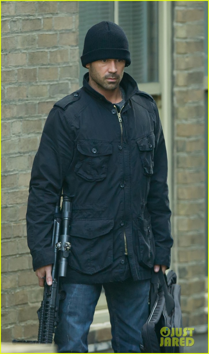 colin farrell dead man down set 06
