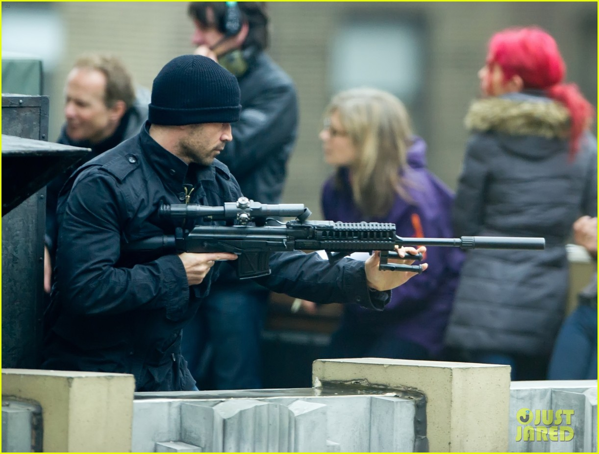 colin farrell dead man down set 12