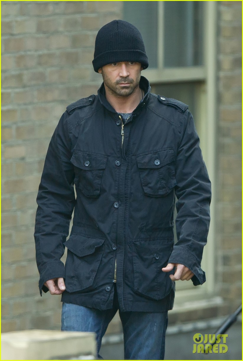 colin farrell dead man down set 202657450