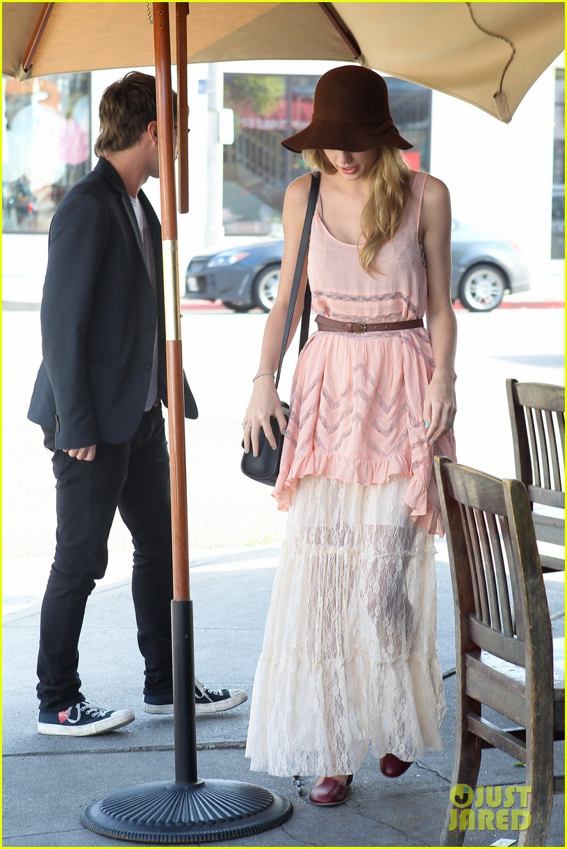taylor swift mark foster kings road cafe 03