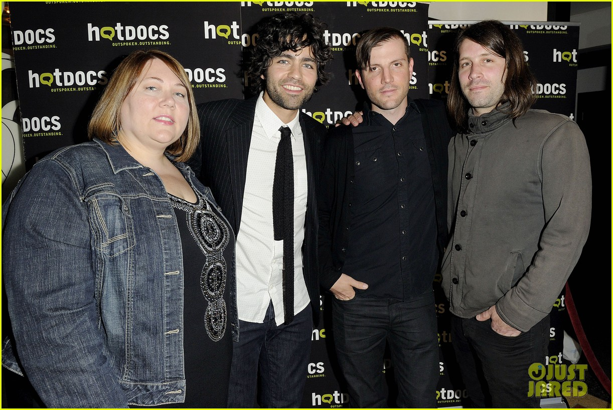 adrian grenier my name is faith premiere 112656721